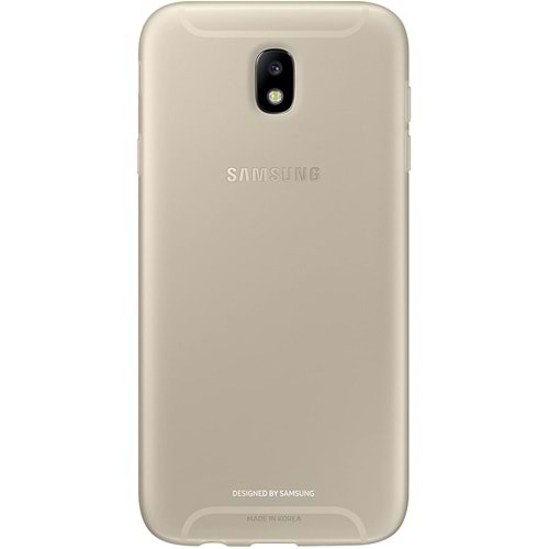 Samsung Galaxy J7 (2017) Jelly Cover EF-AJ730TFEGWW Gold